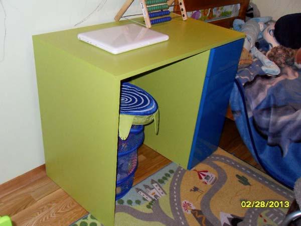 Biurko dla dziecka na wymiar